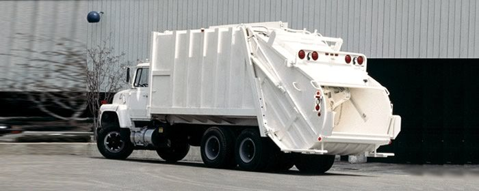 Camiones recolectores-compactadores